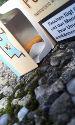Warum ich aufhöre zu rauchen