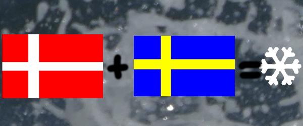 in dänemark und schweden ist es gegen ende des jahres eher kalt