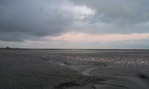 ebbe und flut an der nordsee