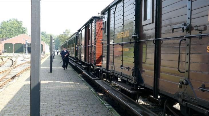 alte eisenbahn von boekelo nach haaksbergen