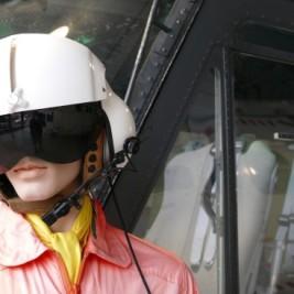 Ein kurzer Trip durchs Hubschraubermuseum Bückeburg