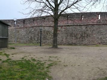 Ruinen im Nebel – Die Veste Otzberg im Odenwald