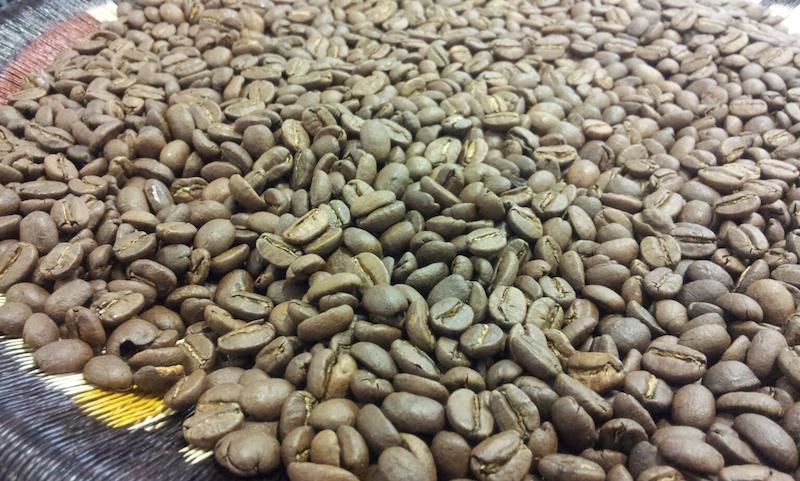 kaffeebohnen aus südamerika auf der itb 2016