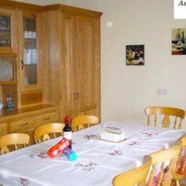 küche in der reiseblogger wg in irland