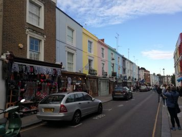 portobello road in london