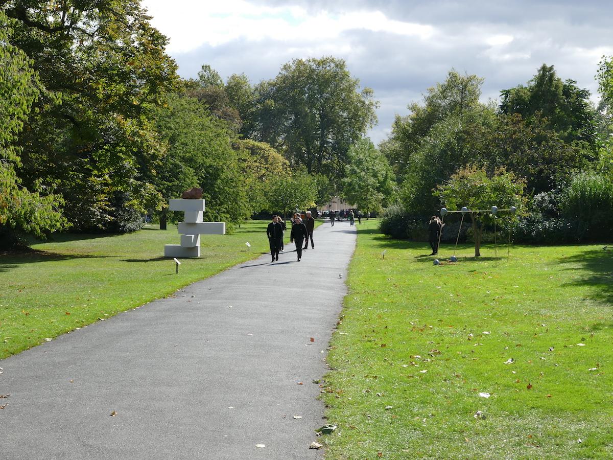 der regents park in london
