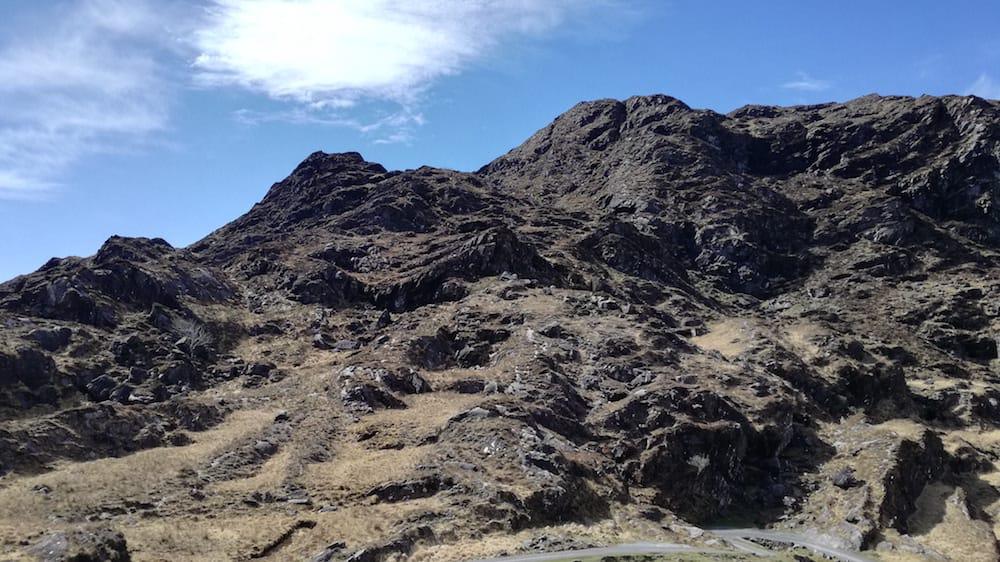 ein berg im gap of dunloe