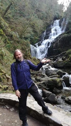 torc wasserfall im national park